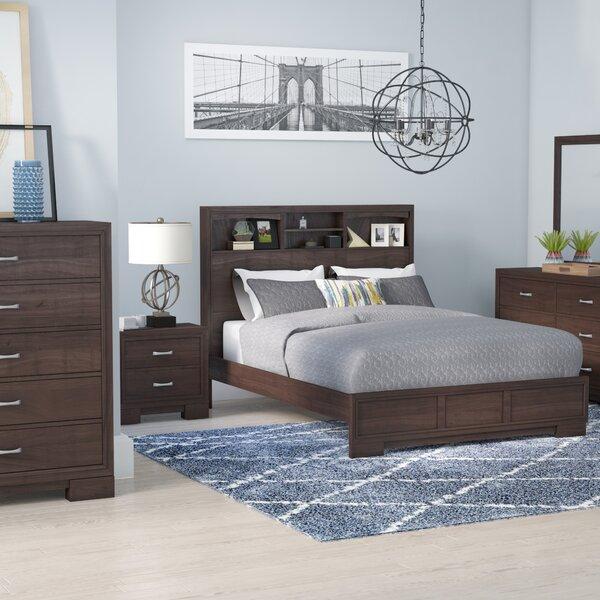 Voigt Platform 4 Piece Bedroom Set by Brayden Studio
