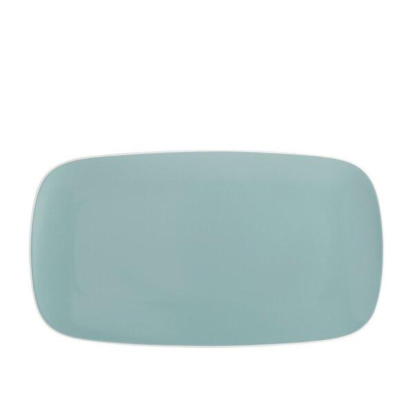 Pop Soft Rectangular Platter by Nambe