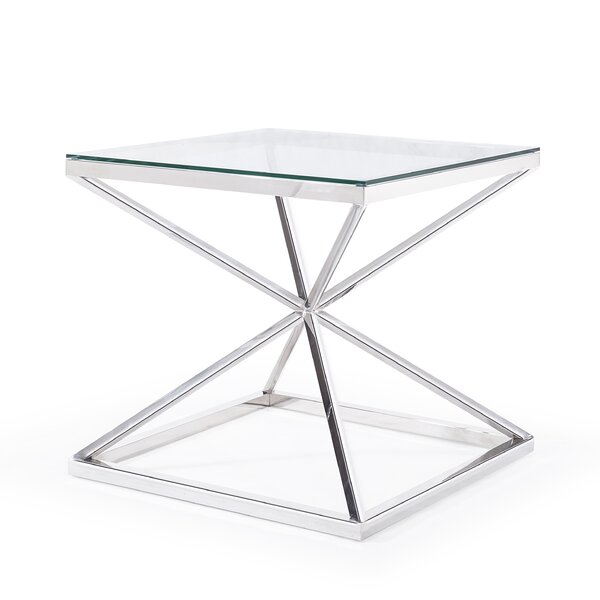 Pisa End Table by Blink Home