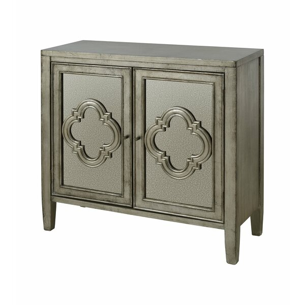 Bayless 2 Door Accent Cabinet By Ophelia & Co.