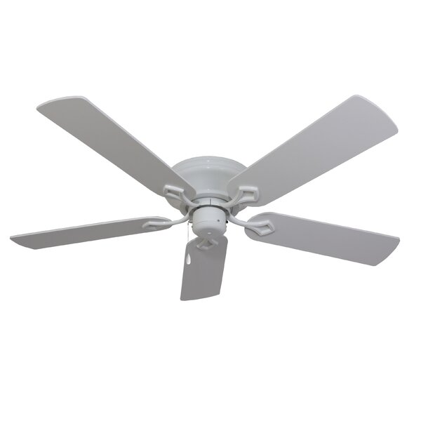 52 Colchester 5-Blade Indoor Ceiling Fan by Charlton Home