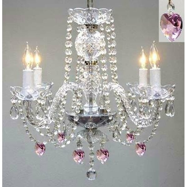 Joyal Candle Style Chandelier by House of Hampton