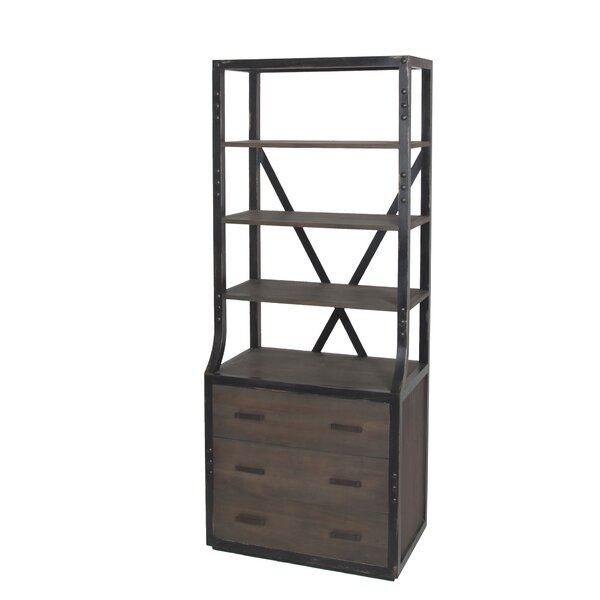 Garima 82 Bookcase by Gracie Oaks