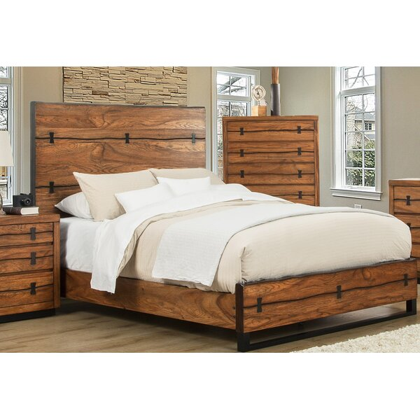 Migdalia Standard Bed by Loon Peak