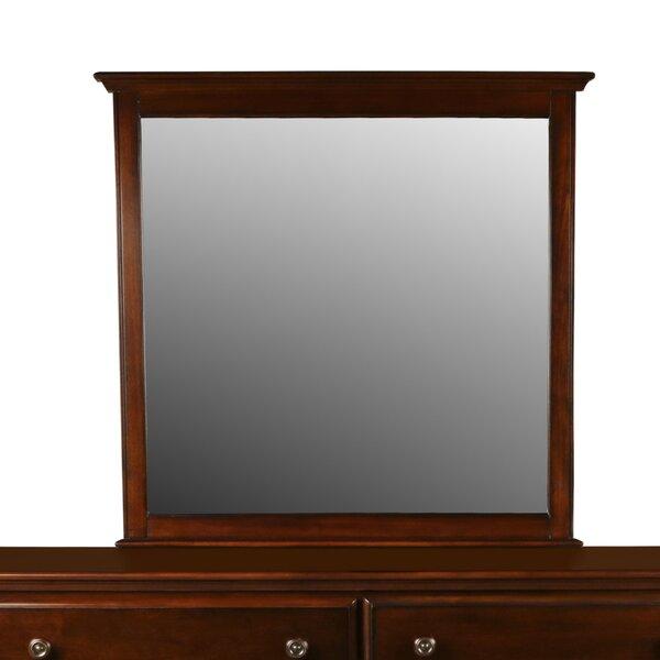 Hoisington Square Dresser Mirror by Alcott Hill