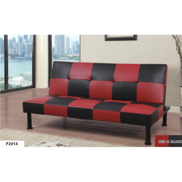Block Simple Convertible Sofa By Latitude Run Spacial Price
