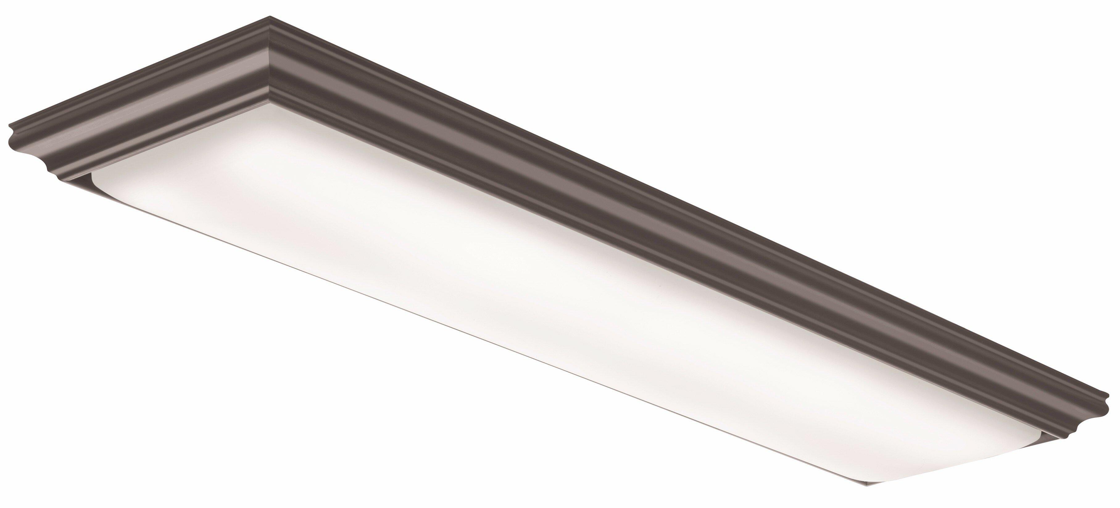 Lithonia Lighting 1 X 4 Led Flush