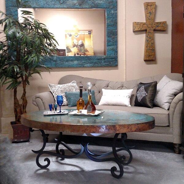 Haslam Pedestal Coffee Table by Fleur De Lis Living Fleur De Lis Living