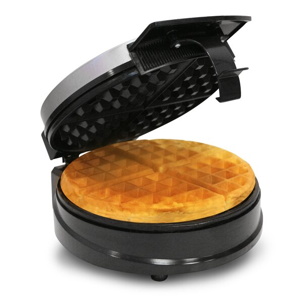 Cuisine Stainless Steel Belgian Waffle Maker by Elite by Maxi-Matic