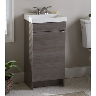 Fraizer Teak 17 Single Bathroom Vanity Set