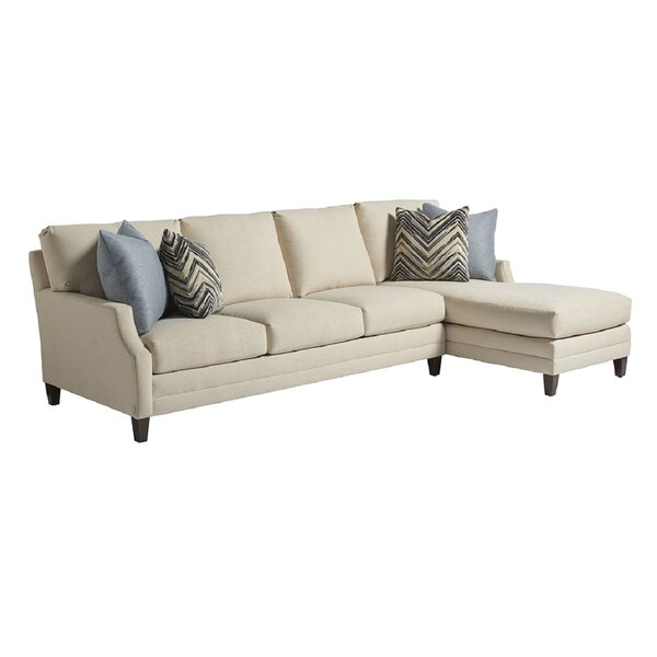Bedford Right Hand Facing Sectional By Lexington
