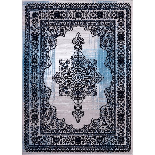 Detwiler Power Loam Polypropylene indoor Area Rug by World Menagerie