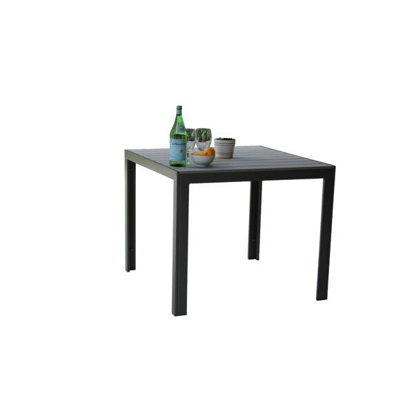Napolitano Square Dining Table by Latitude Run