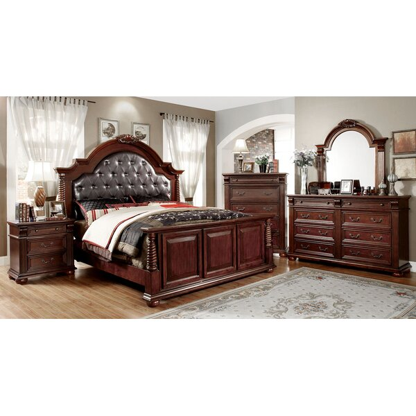 Wanda Panel Configurable Bedroom Set by Astoria Grand