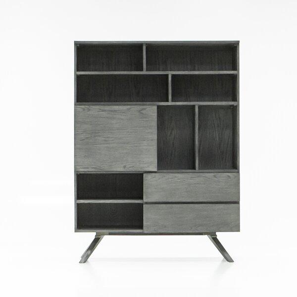 Kern Geometric Bookcase By Brayden Studio