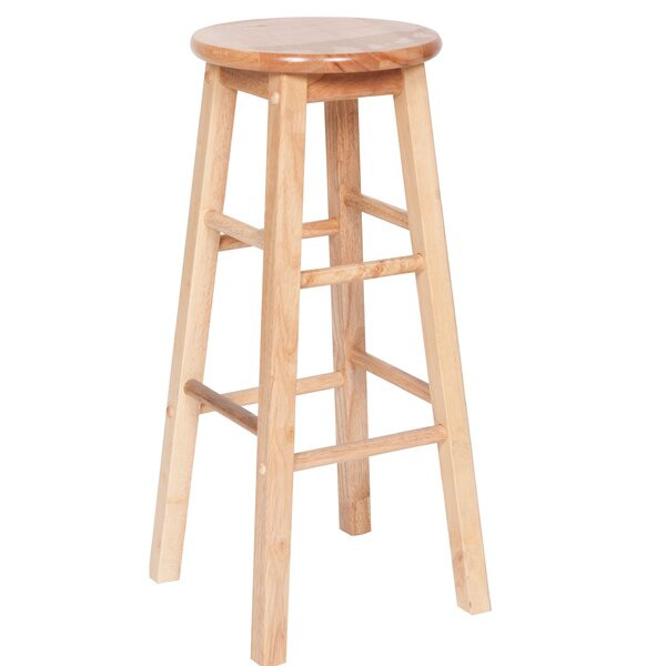 Schulz 29 Bar Stool (Set of 2) by August Grove