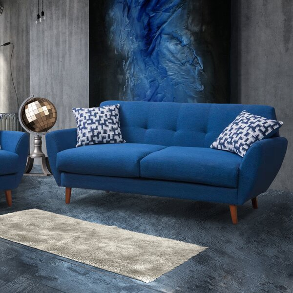 The Most Stylish And Classic Heaton Sofa by George Oliver by George Oliver