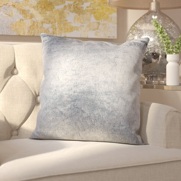 Chatham Acrylic Plush Throw Pillow by Mercer41