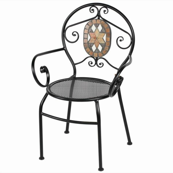 Carrell Armchair by Fleur De Lis Living