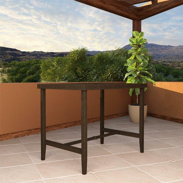 Woodstock Steel Bar Table by Zipcode Design