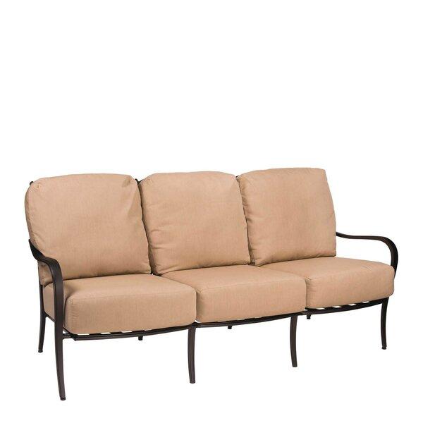 Apollo Patio Sofa by Woodard
