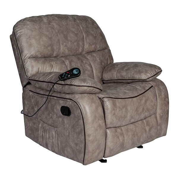 Wesson Heated Massage Chair By Loon Peak