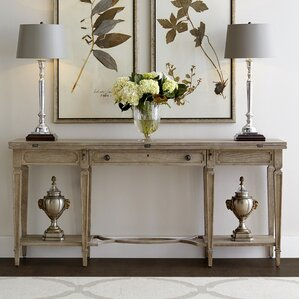 Wethersfield Estate Console Table by Stanley..