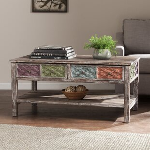 Read Reviews Farragutt Coffee Table By Rosecliff Heights