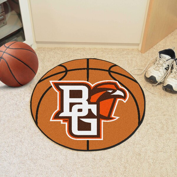 NCAA Bowling Green State University Basketball Mat by FANMATS