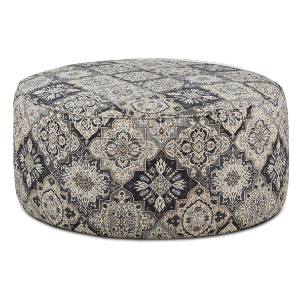 Leary Cocktail Ottoman by Bungalow Rose