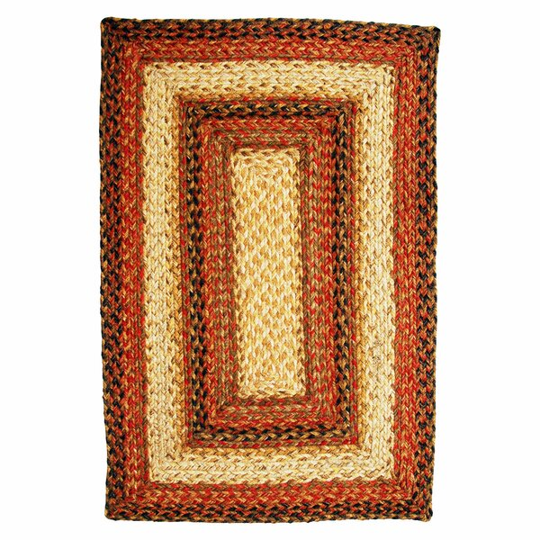 Russet Area Rug by Homespice Decor
