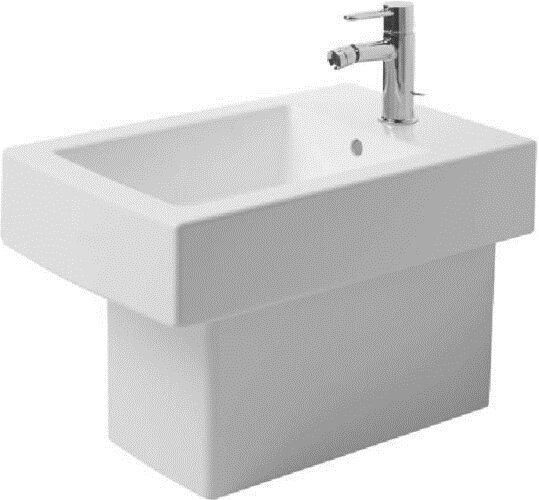 Vero 15.75 Floor Mount Bidet by Duravit
