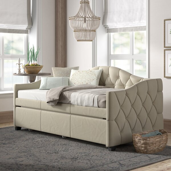 Sancerre Twin Daybed With Trundle By Lark Manor