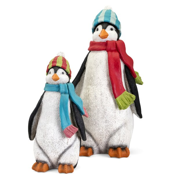 Whimsy Christmas Penguin by IMAX