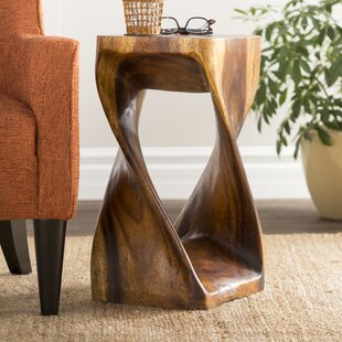 Tori End Table Union Rustic
