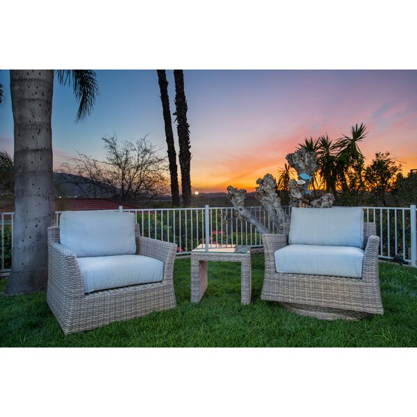 Searle 3 Piece Seating Group with Cushions