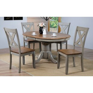 Wonderly 5 Piece Dining Set
