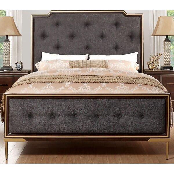 Ceres Upholstered Standard Bed by Mercer41