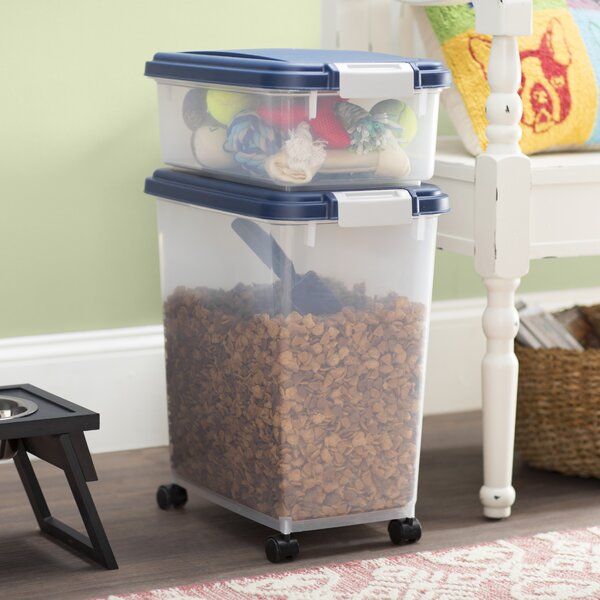 Ainsworth 3 Piece Airtight Pet Food Container by Archie & Oscar