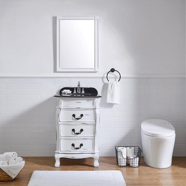 Mayfair 22 Single Bathroom Vanity Set by Ove Decors