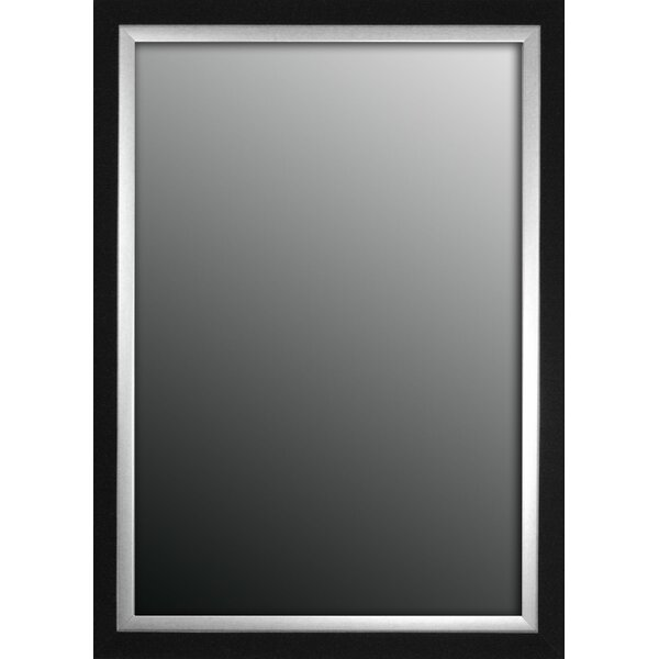 Natural Ebony Wall Mirror by Second Look Mirrors