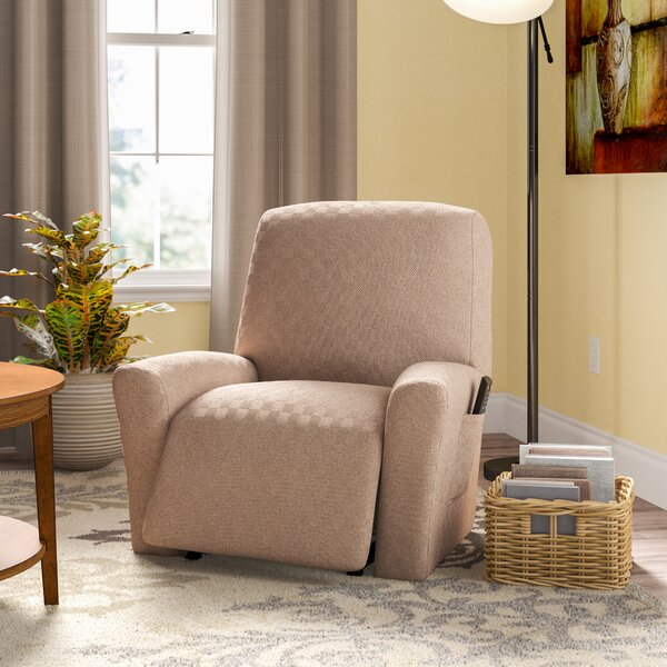 Box Cushion Recliner Slipcover By Red Barrel Studio