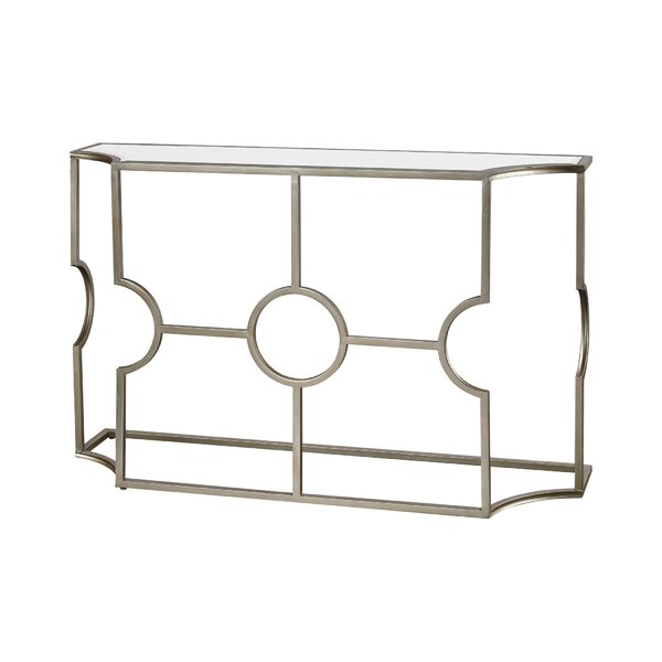Quitman Console Table By Everly Quinn