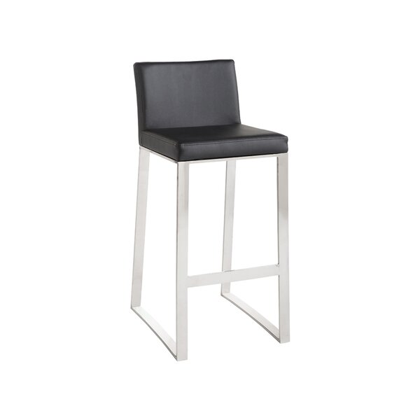 Ikon Architect 30 Bar Stool by Sunpan Modern