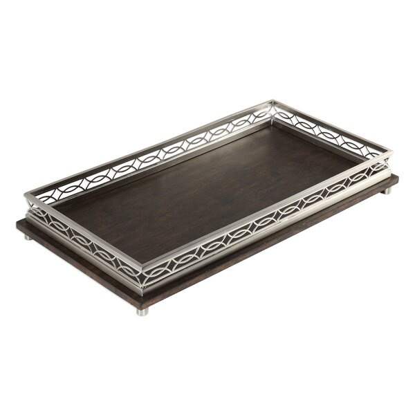 Newman Accent Tray By Canora Grey.