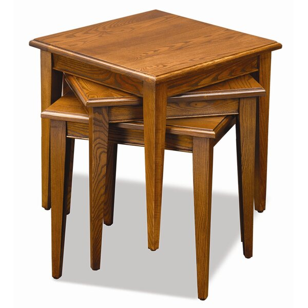 Coomer Nesting Tables (Set Of 3) By Millwood Pines