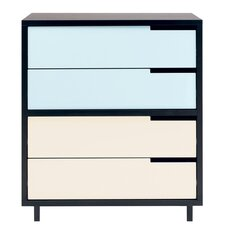 Modu-licious 4 Drawer Dresser by Blu Dot