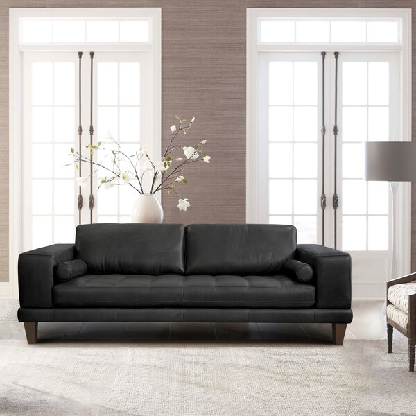 Web Order Randolph Leather Sofa Get The Deal! 70% Off