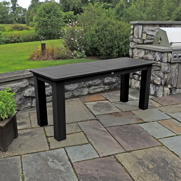 Draves Plastic/Resin Dining Table by Canora Grey