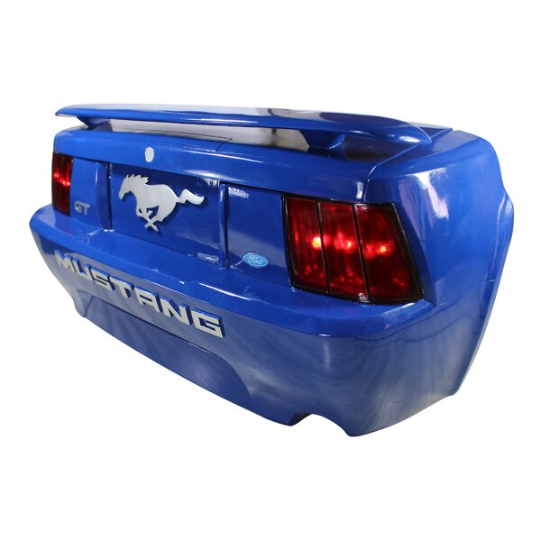 Ford Mustang Trunk with Light by Hi-Line Gift Ltd.